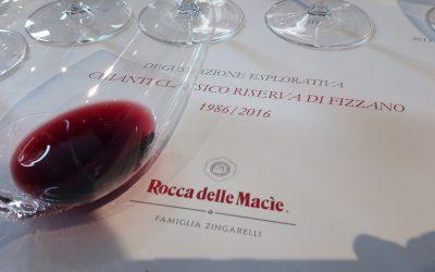 Chianti Classico Riserva di Fizzano – Rocca delle Macìe